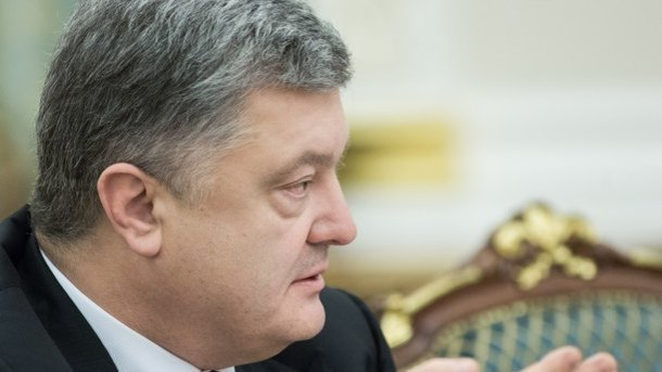 Латвию свизитом посетит президент Украины Петр Порошенко