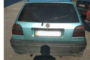 В Ровенской области пьяный водитель травмировал полицейского