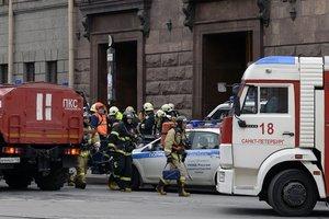 В Генпрокуратуре РФ взрыв в метро Петербурга признали терактом