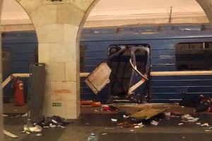СМИ назвали предполагаемого смертника, устроившего взрыв в метро Петербурга