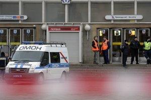 Украинцы не были ранены в результате теракта в Питере