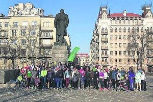 Одесситы присоединились ко всеукраинскому движению Runday, чтобы бегать по утрам и общаться с иностранцами