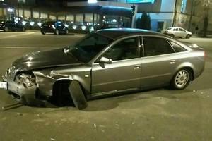 ДТП в центре Харькова: два водителя оказались в больнице