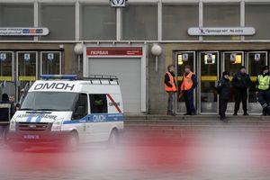 От взрыва в метро в Петербурге пострадали три иностранца