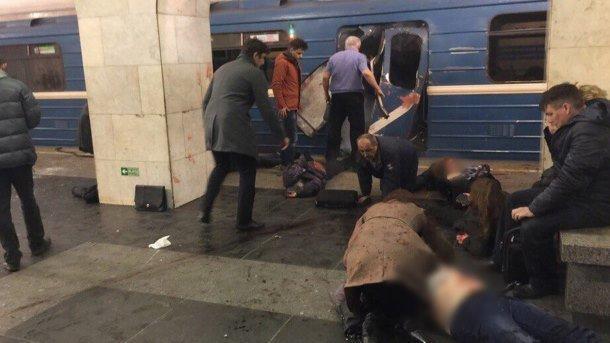 Названы имена пострадавших вовремя теракта вСанкт-Петербурге