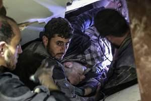 США признают военным преступлением химатаку в Сирии, если эта информация подтвердится