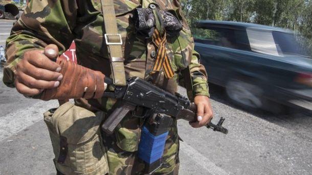 Штаб АТО: около Марьинки случилось боевое столкновение между военнослужащими иДРГ боевиков