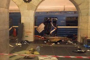 Обнародован список десяти погибших при теракте в Петербурге