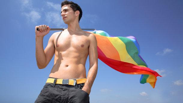 Онлайн парень гей кричит от боли