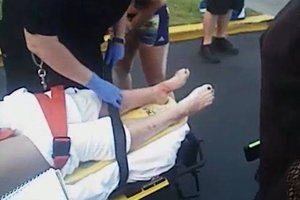 17-летняя американка отбилась от акулы, дав ей кулаком по рылу