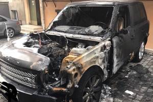 Ночью в Одессе задержали поджигателей автомобилей