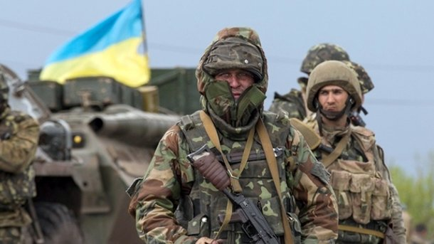 Русская военная техника будет «утилизироваться» наДонбассе ивСирии,— Геращенко