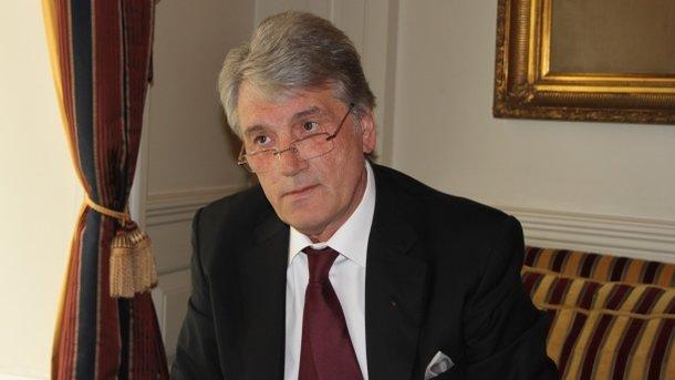 Ющенко назвал конфликт вДонбассе 24-й войной Украины сРоссией