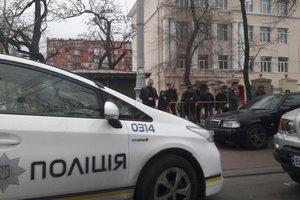 В центре Одессы трамвай столкнулся с BMW