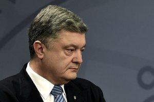 Порошенко призвал Россию прекратить убийства украинцев и вывести войска из Украины