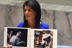 Совбез ООН завершил дебаты по химатаке в Сирии без принятия резолюции