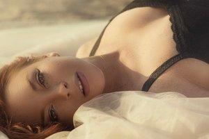 Линдси Лохан появилась на пляже в купальнике для мусульманок