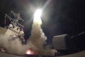 В Совфеде РФ жестко ответили на ракетный удар США по авиабазе Асада
