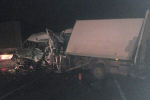 Ужасное ДТП на трассе Киев – Харьков: два водителя погибли мгновенно