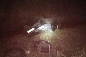 В Харькове водитель сбежал после ДТП