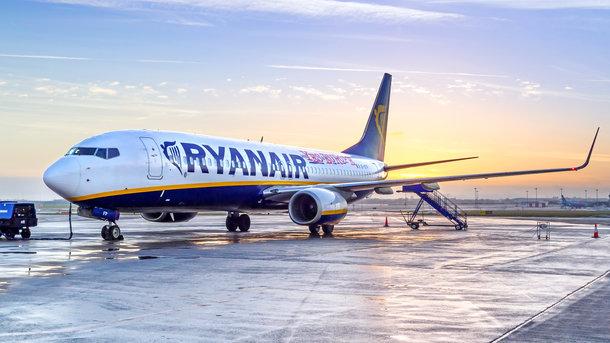 Лоукостер начнет летать из Украины 30 октября, но рейс Львов - Берлин стартует в сентябре. Фото: Ryanair