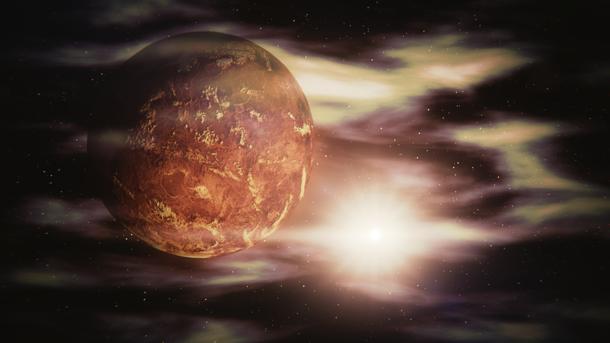 Астрономы обнаружили двойника Венеры