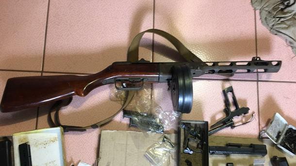 Житель РФ, выступающий за«русский мир», организовал вХарькове нелегальное производство оружия
