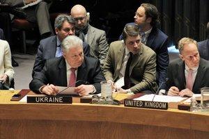 Ельченко: Украина рассматривает ракетный удар США в Сирии как адекватный ответ