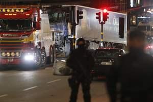 В Швеции задержали второго подозреваемого в причастности к теракту