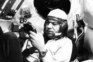 Умер известный советский летчик-космонавт