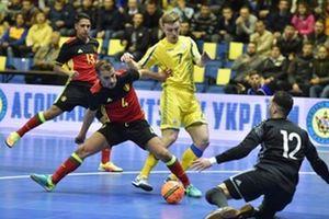 Сборная Украины обыграла Бельгию в отборе на Евро-2018