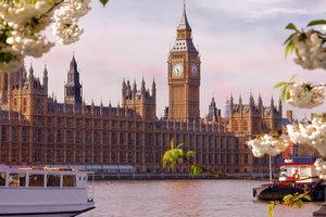 В Лондоне начался ремонт Биг-Бена