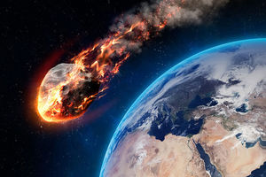 Мимо Земли пролетит крупный астероид - NASA (видео)