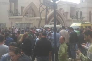 В Египте прогремел взрыв в церкви, есть жертвы