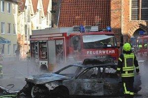 В Германии грузовик влетел в ратушу