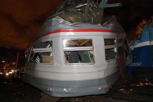 Столкновение поездов в Москве: названа причина