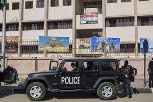 Серия взрывов в Египте: смертник подорвал себя возле церкви в Александрии