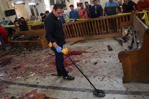 """""""Исламское государство"""" взяло на себя ответственность за взрывы в Египте"""