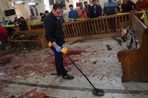 Число жертв теракта в Александрии возросло