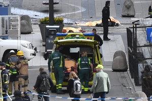 Теракт в столице Швеции совершил выходец из Узбекистана - СМИ