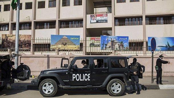 Взрыв прогремел вцеркви египетского города— большое количество жертв