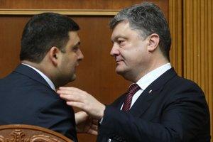 Сегодня состоится заседание БПП с участием Порошенко и Гройсмана