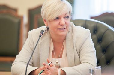 Гонтарева перед отставкой поедет в США ради МВФ