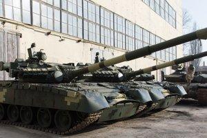 """В """"Укроборонпроме"""" показали, как проверяют танки перед отправкой в ВСУ"""