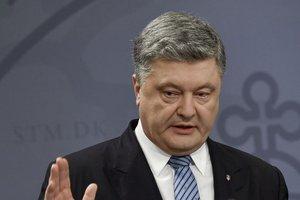 Порошенко еще не принял решение об отставке Гонтаревой