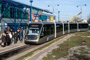В Киеве изменят график работы трамваев