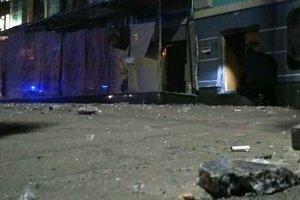 В центре Киева ночью прогремел взрыв