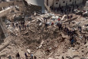 Мощный взрыв в Турции: обнародованы подробности
