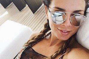 Анна Седокова показала первое фото из роддома