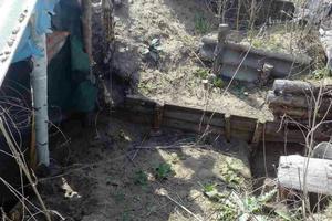 На Донбассе нашли тайники с оружием